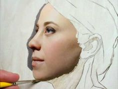PREVIEW: Portrait Painting Demonstration (By Scott Waddell)