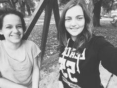 Me & my BFF.  #smile #keepcalmandsmile #friends #youngerkids #playground #Vivi #Pinterestphoto