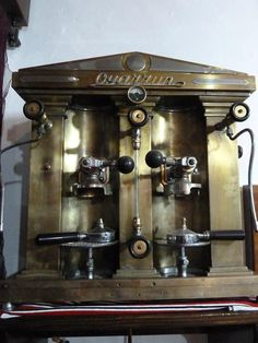 amazing coffee machine. Read more about #coffee at: http://coffee-a2z.com/