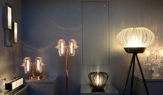 Harlequin London Saint-Louis Lighting Showroom