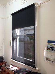 double roller blinds geelong australian window fashions - Window Blinds Online