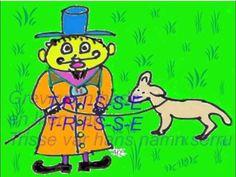 Grevens hund (med text)