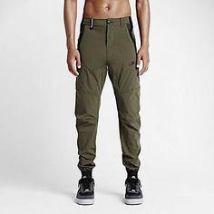 NWT Nike Tech Woven 2.0 Men's CUFFED Pants Cargo Khaki Black 746024 325 SZ L 34 Clothing, Shoes & Accessories:Men's Clothing:Pants #nike #jordan #shoes houseofnike.com $99.00