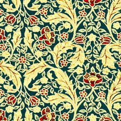 Available beginning 11/7/2017  Christmas Morris 2017 fabric by amyvail on Spoonflower - custom fabric