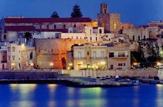 Otranto by night