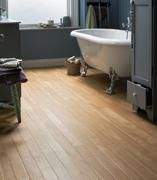 Pictures and ideas for luxury vinyl plank flooring that looks amazingly like wood.: Luxury Vinyl Plank: Another Light Canadian Maple, But This One in a Bathroom Vinyl Flooring Bathroom, Vinyl Wood Planks, Wood Vinyl, Luxury Vinyl Plank Flooring, Waterproof Laminate Flooring, Best Bathroom Flooring, Flooring Inspiration