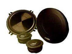 "Fusion FUS-CM525 Shallow Mount 5-1/4"" Speaker Component System  #Fusion"