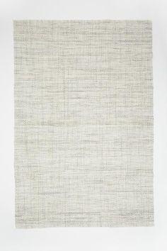 Tapis en laine mélangée - Écru/gris - Home All