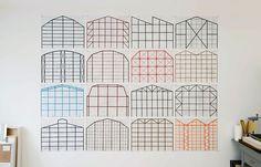Structure Series - Philippe Weisbecker