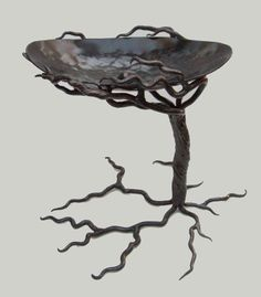 Tree Design || Bird bath