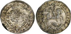 NumisBids: Numismatica Varesi s.a.s. Auction 65, Lot 415 : MANTOVA - CARLO II GONZAGA/NEVERS (1647-1665) Quarto di Ducatone...