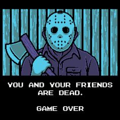 friday the 13th game offline mode