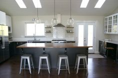 Love just about everything about this kitchen.