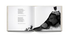 illustrations and design for the book of Joseph Brodsky on Behance