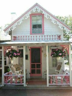 House Decorators Assortment Outlet time Shabby Stylish Cottage Kinvara a lot House Dec. - Cottage homes Little Cottages, Small Cottages, Cabins And Cottages, Beach Cottages, Little Houses, Small Houses, Cute Cottage, Cottage Style, Romantic Cottage