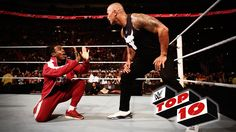 The Rock and The Usos lay the smackdown on The New Day
