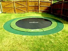 20 Items That Are Borderline Genius –        Part 2        sunken trampoline