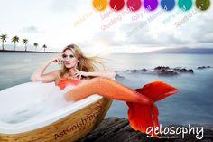 NEW! Gelosophy Summer Collection! Order from www.transformnailandbeauty.co.uk