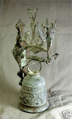 victorian rare bell pull