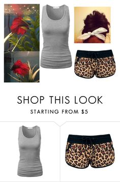 """Cleaning Phoenix's tank"" by hazzasangel ❤ liked on Polyvore featuring Braun"
