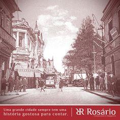 Arte desenvolvida para o Restaurante Rosário.