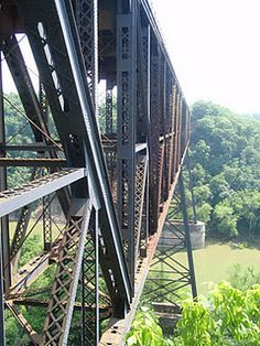 High Bridge, Kentucky is in Jessemine County, KY by Wilmore, KY where we used to live.