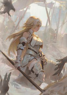 Fate/Grand Order Ruler (Jeanne D'Arc)
