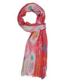 suchhh a cute scarf, I love the southwestern/indain tribal pattern.