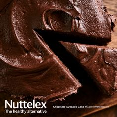 Chocolate Avocado Cake Recipe (V, GF) Rich and delicious this dairy-free & gluten-free chocolate-fudge-like cake made with Nuttelex is the ultimate #DecadentDessert and is also vegan friendly. Don't forget to share with us your best dessert recipes made with Nuttelex to win the ultimate kitchen blender! #DecadentDessertsNuttelex Best Dessert Recipes, Fun Desserts, Cake Recipes, Chocolate Avocado Cake, Chocolate Fudge, Gluten Free Chocolate, Vegan Chocolate, Kitchen Blenders, Vegan Friendly