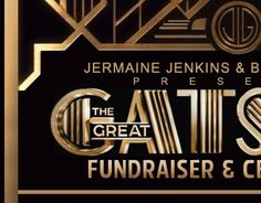 "Check out new work on my @Behance portfolio: ""The Great Gatsby (Fundraiser & Celebration) @ Vue"" http://on.be.net/1VludbS"