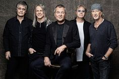 Deep Purple are an English rock band formed in Hertford in 1968. The band is considered to be among the pioneers of heavy metal and modern hard rock, although their musical approach changed over the years.