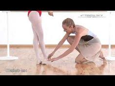 Ballet-ex: L' Abc della danza classica - video didattico