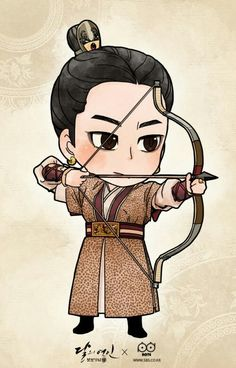 The 3 prince, Yo Moon Lovers: Scarlet Heart Ryeo 달의 연인-보보경심 려 Drama Korea, Korean Drama, Moon Lovers Drama, Kdrama, Hong Ki, Hong Jong Hyun, Star Wars Books, Fanart, Scarlet Heart