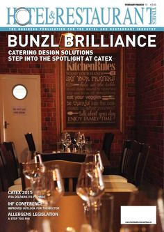 Hotel and Restaurant Times Feb / March 2015