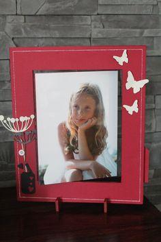 Reflections mirror glass hanging heart plaque cadeau soeur