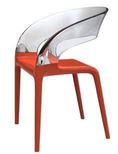 Modern Ring Chair by Philippe Starck