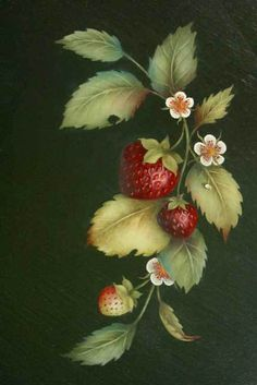 Wild Strawberries - Sharon Hamilton, MDA