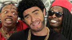 "VERY Funny!!! Bart Baker/youtube Drake - ""Started From The Bottom"" PARODY"