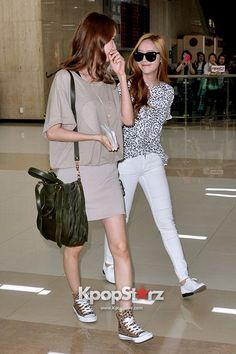 Im Yoona, Jessica Jung