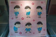 Osomatsu-san x Kyo Yuzen Handkerchief