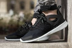 Nike Free Veritous Wmns - Black/Wolf Grey