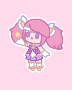 Lol League Of Legends, Chibi, League Champs, Rwby, Kawaii Anime, Cute Art, Smurfs, Character Art, Concept