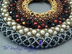 I just listed my Nuthin' but Net Bracelet Tutorial on my website: [link] This beginner pattern will show you how to use a simple tubular netting techniq. Nuthin but Net Bracelet Tut Netted Bracelet, Beaded Bracelets Tutorial, Necklace Tutorial, Beaded Earrings, Seed Bead Jewelry, Crystal Jewelry, Beaded Jewelry, Handmade Jewelry, Jewellery