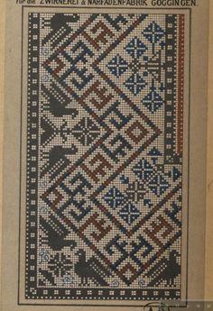 Gallery.ru / Фото #68 - старинные ковры и схемы для вышивки - SvetlanN