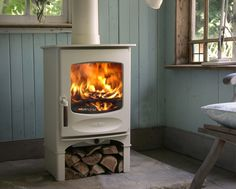 Charnwood Stoves Manchester | Charnwood C-Four - The Fire Place