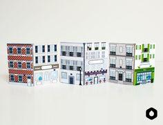 Les Nanocarnets n°4 : Rue Panoramique (free printable)