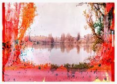Matthew Brandt, 'Lake Luis chromogenic print soaked in Lake Luis water, 46 x 64 inches Double Exposure Photography, Art Photography, Thing 1, Experimental Photography, Call Art, Wild Nature, Lomography, Photo Effects, Artsy Fartsy