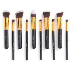 BH Cosmetics Sculpt & Blend Makeup Brush Set