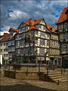 ˚Old Town - Hanover, Germany