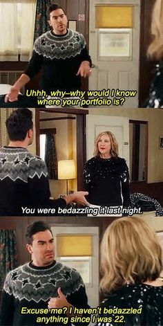 The Rose family is back baby. Set your DVR for Season 4 of Schitt's Creek new season tonight at on PopTV. Catherine O'hara, Rose Family, Schitts Creek, Tv Quotes, Funny Quotes, Wisdom Quotes, Comedy Tv, Life Memes, Best Shows Ever